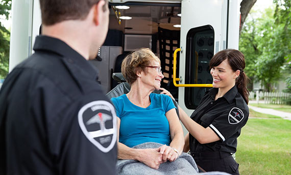 Votre transport en ambulance